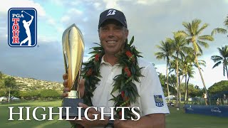 Download Highlights | Round 4 | Sony Open 2019 Video