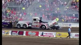 Download Tractor Pulling ! Best of Crash ! HD ! Part 2 Video