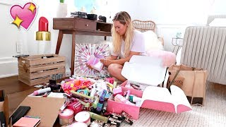 Download Organizing My Makeup! AlishaMarieVlogs Video