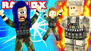 Download ARMY TRAINING OBBY IN ROBLOX! Video