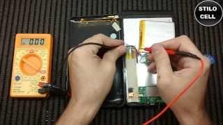 Download Como carregar o tablet sem conector carregador.... Jeitinho Video