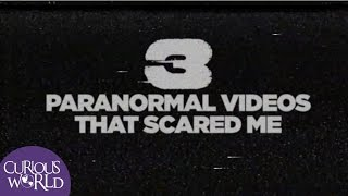 Download 3 Paranormal Videos That Scared Me Video