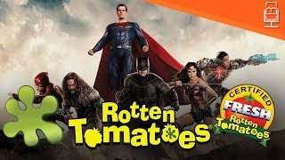 Download Justice League Rotten Tomatoes Score LEAKED Video