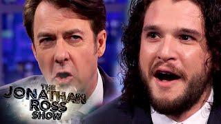 Download Is Jon Snow Dead? Kit Harington Lie Detector Test - The Jonathan Ross Show Video
