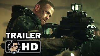 Download SPECTRAL - Official Trailer (2016) Supernatural Sci-Fi Action Netflix Movie HD Video