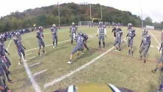 Download Eureka High School Football Senior Night GoPro Video