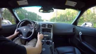 Download practicing my launch technique in my C6 Corvette LS2 T56 Video
