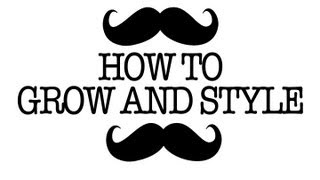 Download How to grow and style a sweet handle bar mustache Video