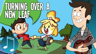 Download ″Turning Over a New Leaf″ - Animal Crossing Song by MandoPony [Ft. Emily Jones] Video