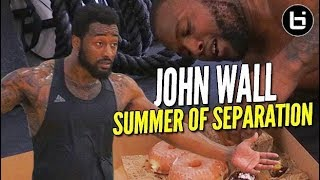 Download John Wall WANTS ALL THE SMOKE!! NBA Pick-Up + Bullying Security! Summer of Separation /// Ep 4 Video