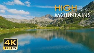 Download 4K High Mountains - Beautiful Nature Video & Relaxing Natural Sounds - Ultra HD - 2160p Video