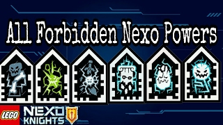 Download ALL FORBIDDEN NEXO POWERS AVAILABLE (2017) Video