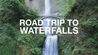 Download WATERFALL ROAD TRIP | Columbia River Gorge, Oregon Video