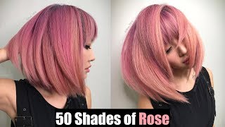 Download 50 Shades of Rose Video