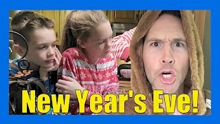 Download ONESIE NEW YEARS EVE PARTY! (Day 1736) Video