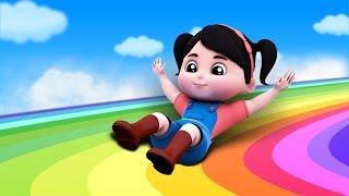 Download Colors Song | nursery rhymes Farmees | learn colors | original song | kids rhymes by Farmees Video