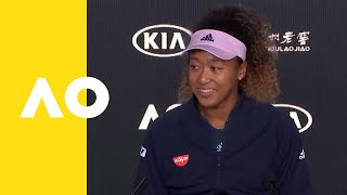 Download Naomi Osaka press conference (F)   Australian Open 2019 Video