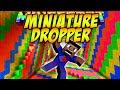 Download Minecraft MINIATURE DROPPER with Vikkstar, Jerome & Mitch (Minecraft Dropper Map) Video