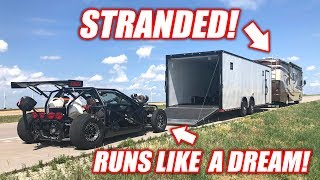 Download Monica Broke Down in the Middle of Kansas... Leroy Saved Us All! Video