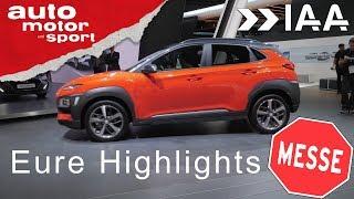 Download IAA 2017 – die größten Highlights aus allen Hallen  auto motor und sport Video