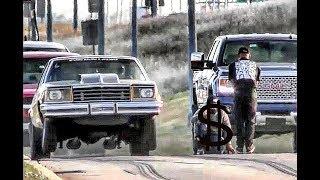 Download 1400 hp GTR vs Ace of spade nitrous Malibu money race in Mexico Video