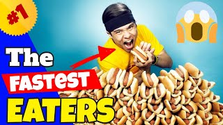 Download The Fastest Eaters Compilation (Furious Pete, Matt Stonie) Video
