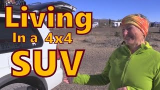 Download You can Happily Live in a SUV Video