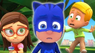 Download PJ Masks Episodes | CLIPS | ⚡️PJ Power Up Full Episode ⚡️Season 2 | Superhero Cartoons for Kids Video