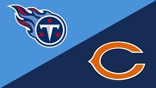 Download 2016 NFL Week 12 Preview: Tennessee Titans/Chicago Bears Video