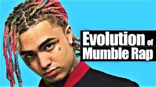 Download The Evolution Of Mumble Rap [2011 - 2018] Video