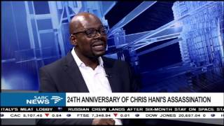 Download Solly Mapaila on the commemoration of Chris Hani Video
