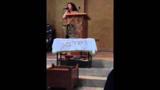 Download Sheila escudero en la iglesia nueva vida Video