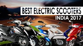 Download Top 10 Best Electric Scooters in 2017 Specifications Video