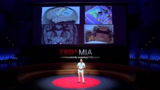 Download Beyond Bionics: Justin C. Sanchez, Ph.D. at TEDxMIA 2012 Framing the Future Video