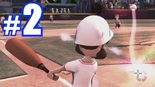 Download BETSY'S WALK-OFF HOME RUN! | SUPER MEGA BASEBALL #2 Video
