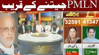 Download PTI Vs PMLN - PMLN Jeetnay Ka Kareeb - Special Transmission - Express News Video