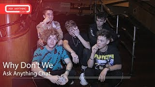 Download Did Why Don't We Change Their Names? Video