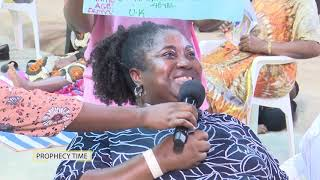 Download ″Man of God you are too much.″- undeniable prophecy to this lady from United Kingdom. Video