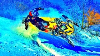 Download Ski Doo CRASH! Video