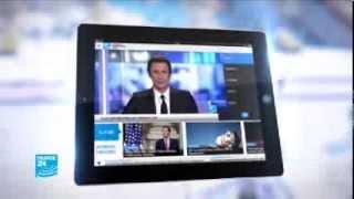 Download Nouvelle application iPhone et iPad pour France24 - Teaser Video
