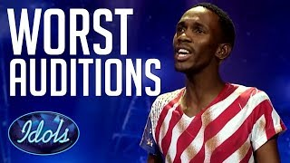 Download OUCH! Worst & Funniest Auditions EVER on Idols South Africa! Idols Global Video