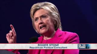 Download America Talks Live | Roger Stone: Hillary Support of Recount Increases Chances She'll be Prosecuted Video
