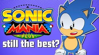 Download Sonic Mania: One Year Later (Sonic Mania Plus) | Billiam Video