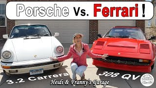 Download Ferrari Vs Porsche Classic! How are they Different? (With Driving) Video