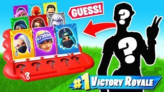 Download Can You GUESS WHO? (Fortnite) Video