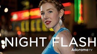 Download Natural Flash at Night and Sync Speed: Ask David Bergman Video