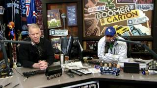 Download Boomer and Carton: Steelers at Patriots review Video
