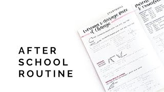 Download After School Routine Video