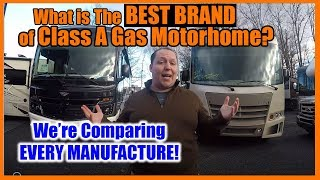 Download What is the best brand of Class A Gas Motorhome? Video