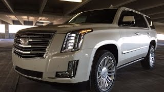 Download 2015 Cadillac Escalade Platinum - TestDriveNow Review with Steve Hammes Video